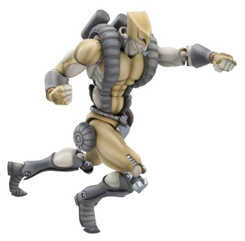 Image 3 for Jojo no Kimyou na Bouken - Stardust Crusaders - The World - Super Action Statue #19 - Sand Ver. Third Ver. (Medicos Entertainment)