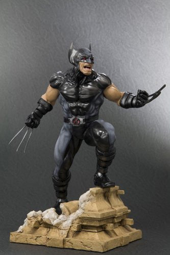 Image 9 for X-Force - Wolverine - Fine Art Statue - 1/6 (Kotobukiya)