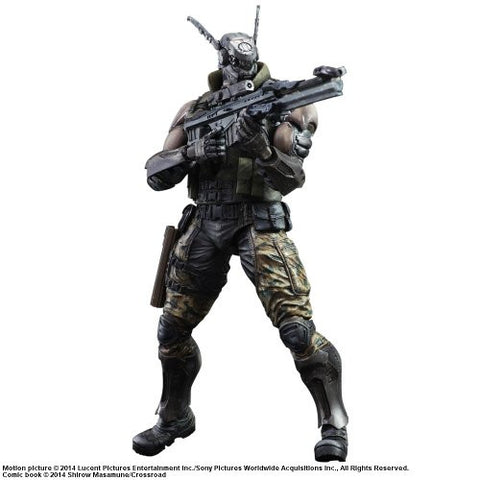 Image for Appleseed Alpha - Briareos Hecatonchires - Play Arts Kai (Square Enix)