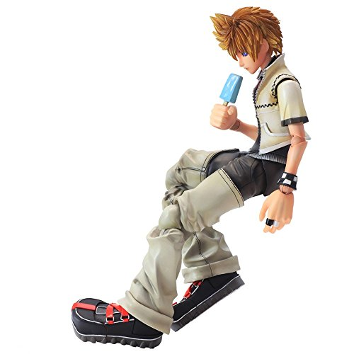 Image 1 for Kingdom Hearts HD 2.5 ReMIX - Roxas - Play Arts Kai (Square Enix)