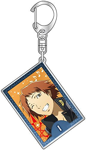 Image 1 for Persona 4: the Golden Animation - Hanamura Yousuke - Keyholder (Broccoli)