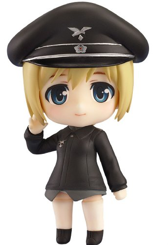 Image 1 for Strike Witches - Erica Hartmann - Nendoroid #269 (Good Smile Company)