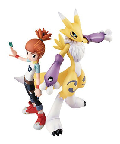 Image for Digimon Tamers - Makino Ruki - Renamon - G.E.M.