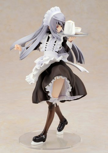 Image 4 for IS: Infinite Stratos - Laura Bodewig - 1/8 - Maid ver. (Alter)