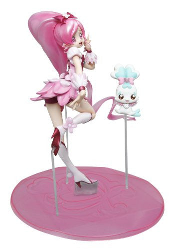 Image 3 for Heartcatch Precure! - Chypre - Cure Blossom - Excellent Model - 1/8 (MegaHouse)