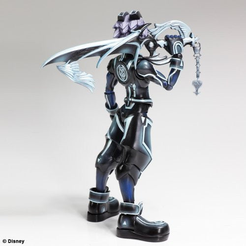 Image 3 for Kingdom Hearts 3D: Dream Drop Distance - Riku - Play Arts Kai - TRON: Legacy (Square Enix)