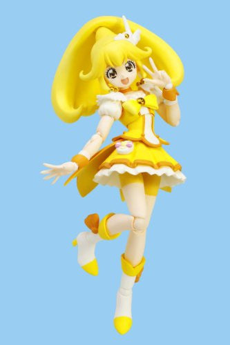 Image 3 for Smile Precure! - Cure Peace - S.H.Figuarts (Bandai)