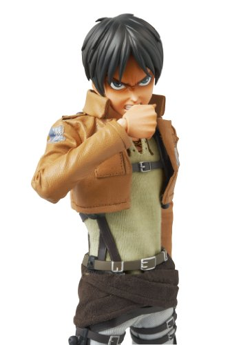 Image 10 for Shingeki no Kyojin - Eren Yeager - Real Action Heroes #668 - 1/6 (Medicom Toy)