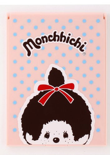 Monchhichi Japan E Mook Book And Purse Pouch Mirror