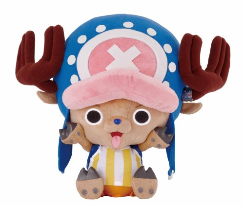 Image 3 for One Piece - Tony Tony Chopper - Stuffed Collection - Second Edition (MegaHouse)
