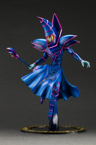 Image 5 for Yu-Gi-Oh! Duel Monsters - Black Magician - ARTFX J - 1/7 (Kotobukiya)