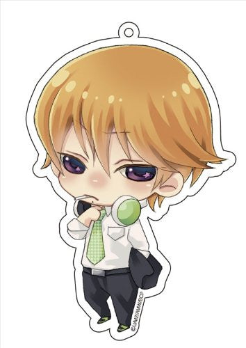 Image 1 for Brothers Conflict - Asahina Natsume - Deka Keyholder - Keyholder (Contents Seed)