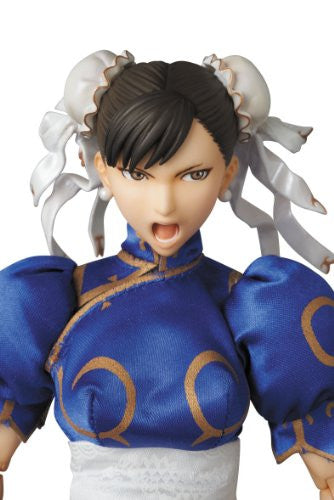 Image 5 for Street Fighter - Street Fighter IV - Chun-Li - Real Action Heroes #656 - 1/6 - Ver.2 (Medicom Toy)