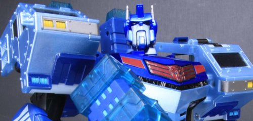 Image 2 for Transformers Animated - Ultra Magnus - Ultra Magnus Light & Sound (Takara Tomy)
