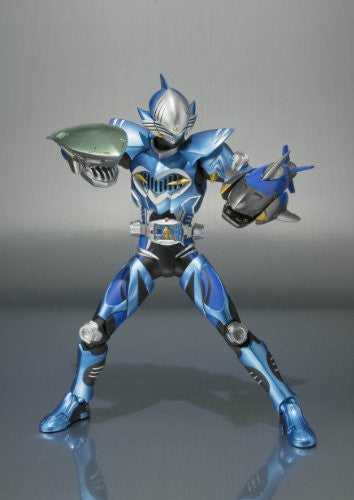 Image 3 for Kamen Rider Decade - Kamen Rider Abyss - S.H.Figuarts (Bandai)
