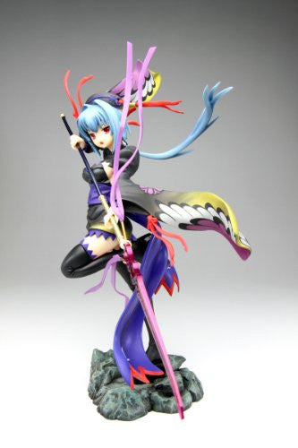Image 3 for Koihime†Musou - Chouun Shiryuu (Sei) - Marvelous Model - 1/8 - Kuroi Chou Kamen (BaseSon Zigz Toy)