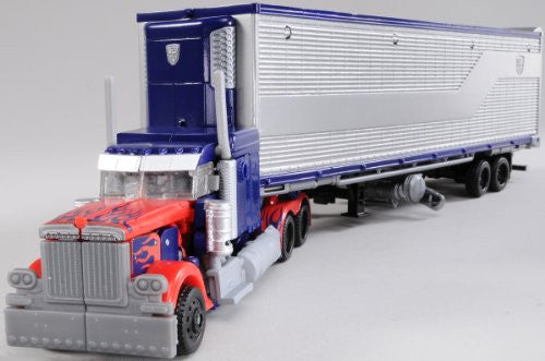 Image 4 for Transformers Darkside Moon - Convoy - Mechtech DA03 - Optimus Prime & Mechtech Trailer (Takara Tomy)
