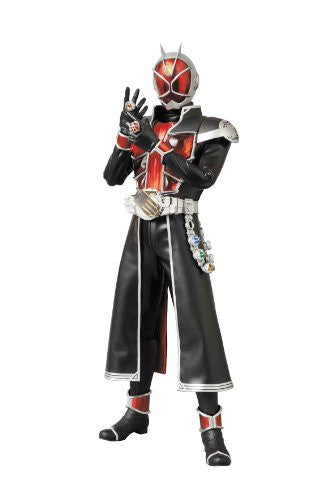 Image 10 for Kamen Rider Wizard - Project BM! #75 - 1/6 - Flame Style (Medicom Toy)