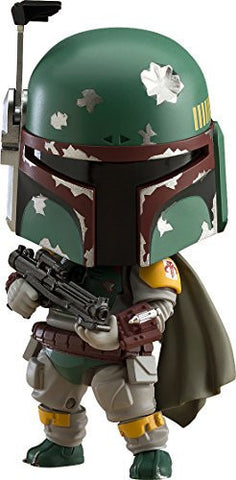 Image for Star Wars - Boba Fett - Han Solo - Nendoroid #706 - Star Wars Episode 5 - The Empire Strikes Back (Good Smile Company)