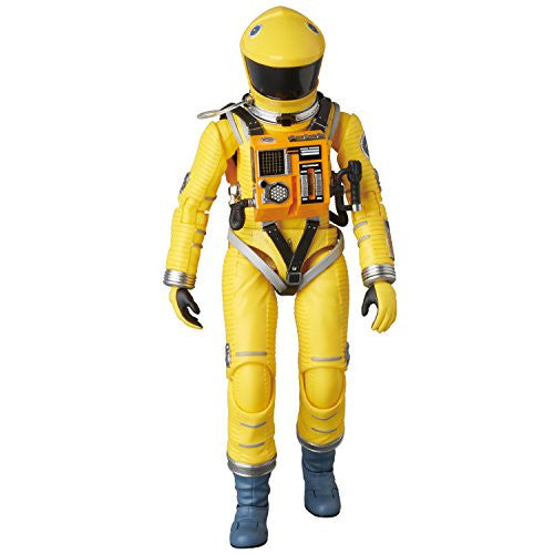 Image 1 for 2001: A Space Odyssey - Mafex No.035 - Space Suit - Yellow ver. (Medicom Toy)