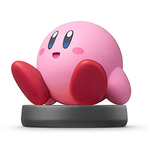 Image for amiibo Super Smash Bros. Series Figure (Kirby)