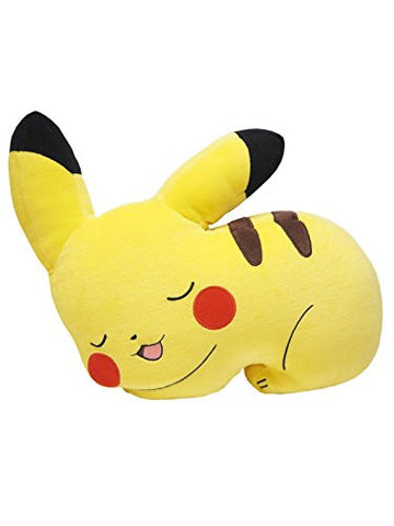 Image for Pocket Monsters - Pokemon - All Star Collection - PZ17 Mochifuwa Pillow - Pikachu