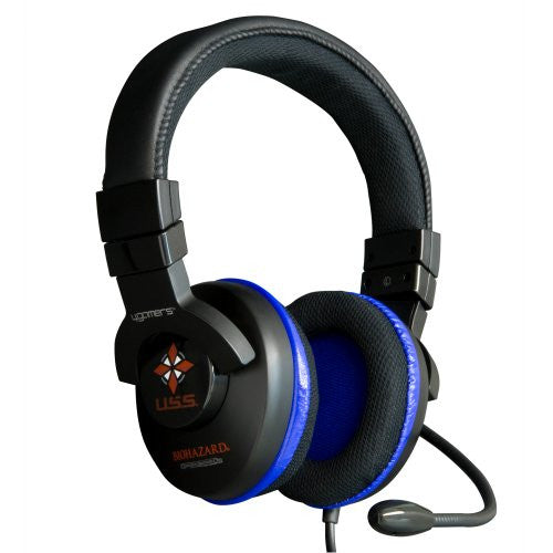 Image 2 for MSY Biohazard Operation Raccoon City Stereo Gaming Headset (PS3)