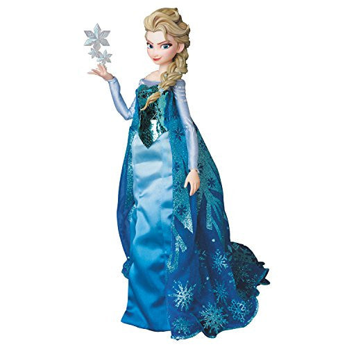 Image 1 for Frozen - Elsa - Real Action Heroes No.729 - 1/6 (Medicom Toy)