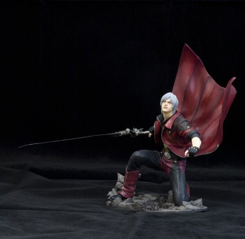 Image 3 for Devil May Cry 4 - Dante Sparda - ARTFX Statue - 1/6 (Kotobukiya)