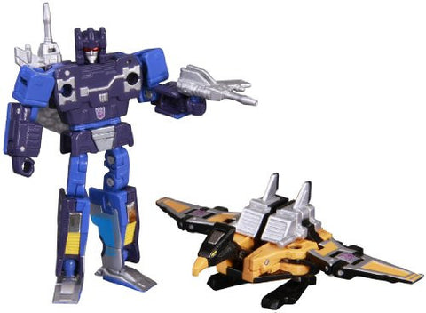 Image for Transformers Masterpiece MP-16 Frenzy & Buzzsaw