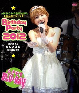 Image 1 for Hasegawa Akiko Solo Live - Birthday Party 2012