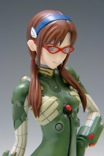 Image 7 for Evangelion Shin Gekijouban - Makinami Mari Illustrious - Treasure Figure Collection - 1/10 - Plug Suit ver. (Wave)