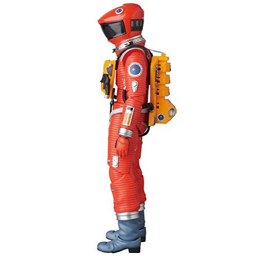Image 8 for 2001: A Space Odyssey - Mafex No.034 - Space Suit - Orange ver. (Medicom Toy)