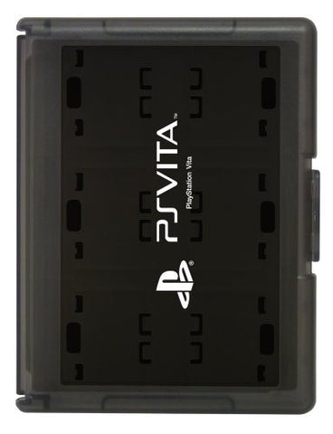 Card Case 24 for PlayStation Vita (Black)
