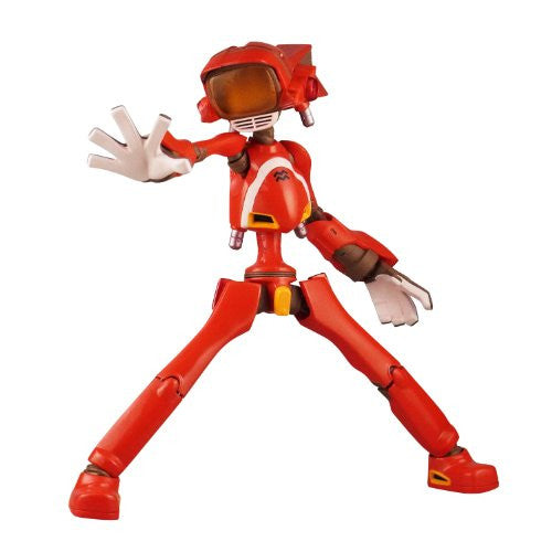 Image 7 for FLCL - Canti - RIO:bone - Red ver. (Sentinel)
