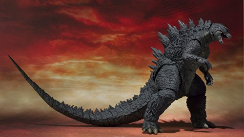 Image 5 for Godzilla (2014) - Gojira - S.H.MonsterArts (Bandai)