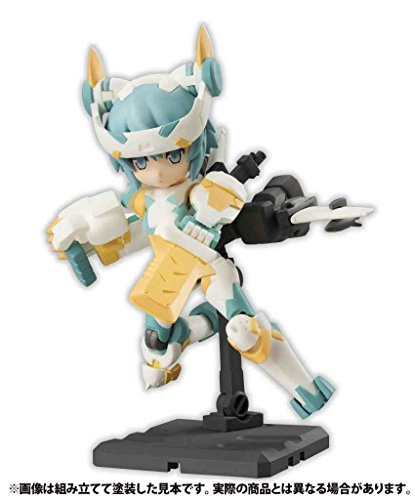 "Original Character - B-101s ""Sylphy"" - B-101s Sylphy Series α Platoon - Desktop Army - 1/1 - Striker, Updated Version (MegaHouse)"