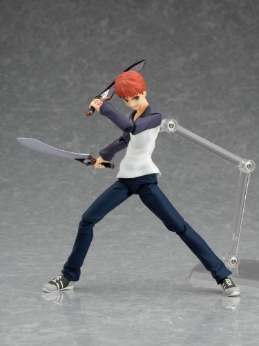 Image 3 for Fate/Stay Night - Emiya Shirou - Figma #051 - Casual Clothes Ver. (Max Factory)