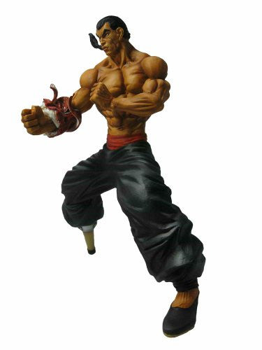 Image 2 for Grappler Baki - Retsu Kaioh - Real Detail Figure - Karuwaza Online Edition (Spider Web)