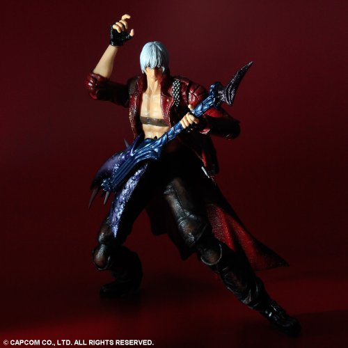 Image 4 for Devil May Cry 3 - Dante Sparda - Play Arts Kai (Square Enix)