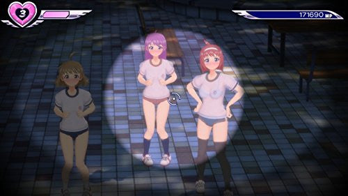 Image 3 for Gal*Gun Double Peace Bilingal (English & Japanese Subs)