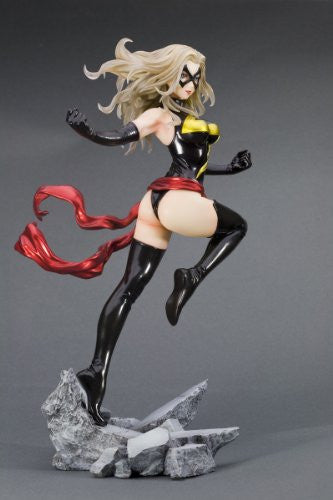 Image 3 for Marvel Super-Heroes - Ms. Marvel - Bishoujo Statue - Marvel x Bishoujo - 1/7 (Kotobukiya)