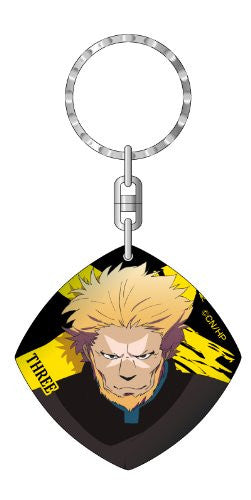 Image 1 for Hamatora - Three - Acrylic Charm - Keyholder (Contents Seed)