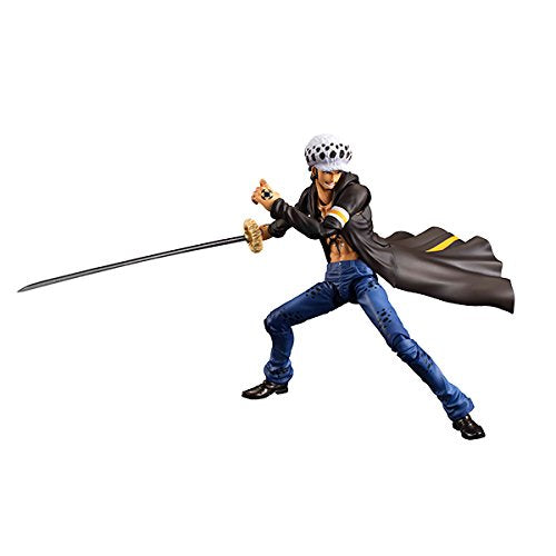 Image 5 for One Piece - Trafalgar Law - Variable Action HEROS (MegaHouse)