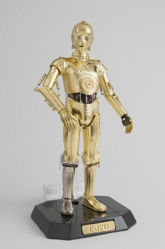 Image 6 for Star Wars - C-3PO - 12 Perfect Model - Chogokin - 1/6 (Bandai, Sideshow Collectibles)