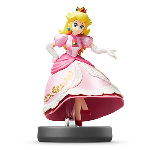Image 1 for amiibo Super Smash Bros. Series Figure (Peach)