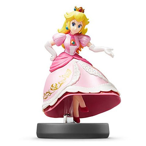 Image for amiibo Super Smash Bros. Series Figure (Peach)