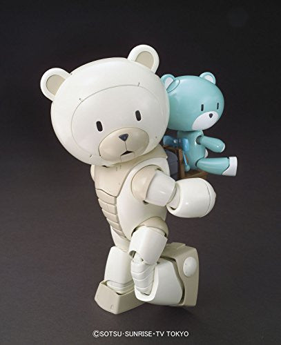 Image 2 for Gundam Build Fighters Try - Beargguy F (Family) - HGBF #021 - 1/144 (Bandai)