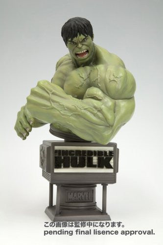 Image 2 for The Incredible Hulk Movie - Hulk - Fine Art Bust - Movie Ver. (Kotobukiya)