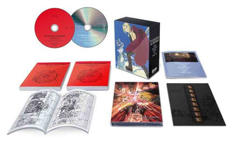 Image for Fullmetal Alchemist: The Sacred Star Of Milos / Hagane No Renkinjutsushi Nageki No Oka No Seinaru Hoshi [Limited Edition]